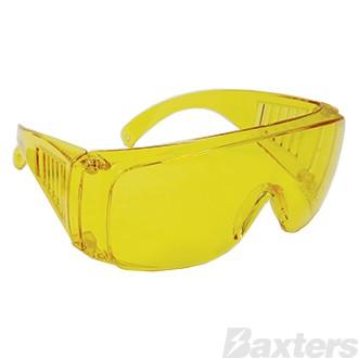 UV Enhancing Goggles