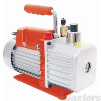 Vacuum Pump 72 LPM 2.5 CFM 1/4HP Motor (Oil Capacity 200mL)