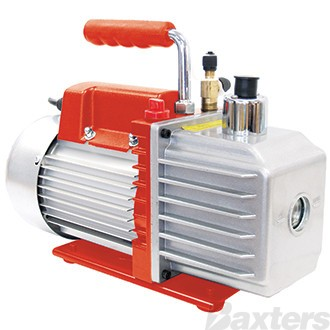 Vacuum Pump 128 LPM 4.5 CFM 1/3HP Motor (Oil Capacity 250mL)