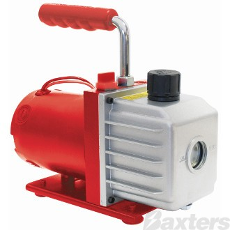 Vacuum Pump 56 LMP 2 CFM 12V 10 Amp (Oil Capacity 250mL)
