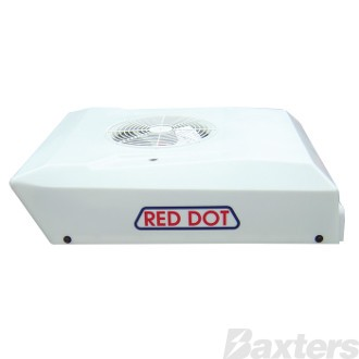 Red Dot Evaporator R-6100 Rooftop Unit 12V Low Profile