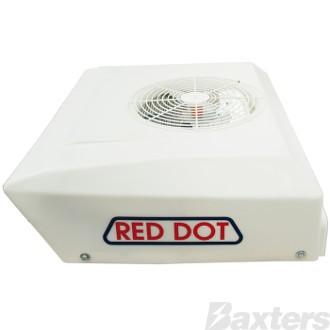 Red Dot Rooftop Condenser R-6160 24V 24.000 BTU Remote Mount Single Fan