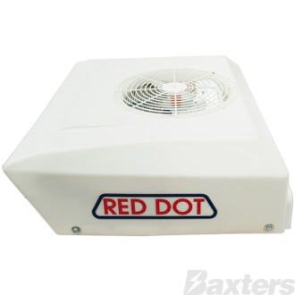 Red Dot Rooftop Condenser R-6160 12V 24.000 BTU Remote Mount Single Fan