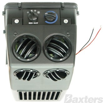 Red Dot Evaporator 12V Wall Mount R-6840