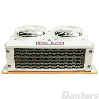 Red Dot Rooftop Condenser R-9720 12V 33,000 BTU Heavy Duty Remote Mount Twin Fan