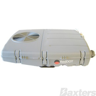 Red Dot Evaporator Rooftop Mount R-9777 24V Air Conditioner