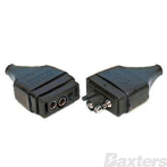 Connector Inline 4 Pin