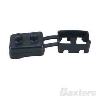 Circuit Breaker Insulator Black Suits Type I Series [ea]