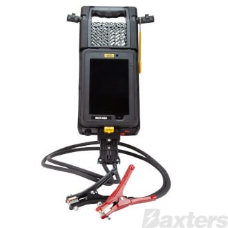 Autometer Tablet Based Heavy Duty Starter Motor Alternator Battery And System Tester Wi-Fi Enabled Trouble Shooting / Next Step Prompting
