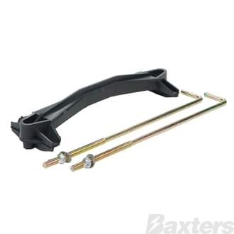 Battery Hold Down CLamps Large