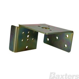 Mounting Bracket For 75910 Isolators & Anderson Plugs 1 x SB50 or 1 x SB175 or 1 x SB350
