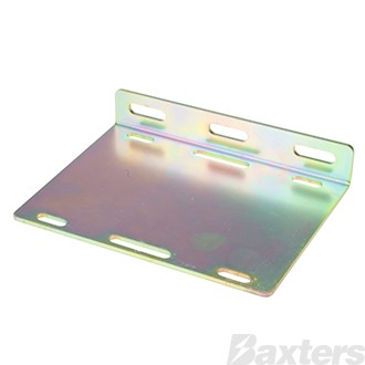 Bracket to suit Redarc BCDC1220 BCDC1225D BCDC1240D BCDC1250D Side Mount