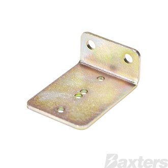 Baxters Right Angle Bracket to suit Anderson SB50 Connector