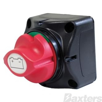 Switch Battery Master 225A Cont 410A Int