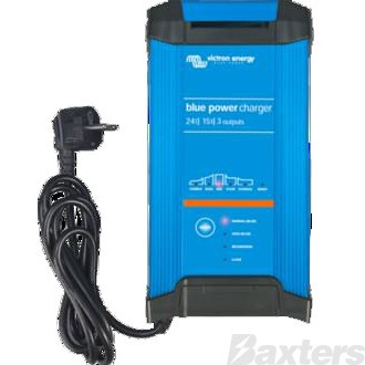 Victron Blue Smart Charger 12V 30A 3 Outputs IP22