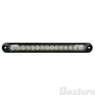 10-30V 15 LED 252 X 28mm Strip Surface Mount