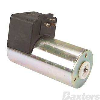 Shut Down Solenoid 24V Suits Deutz Applications