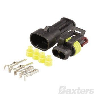 Superseal Connector Kit 2 Way