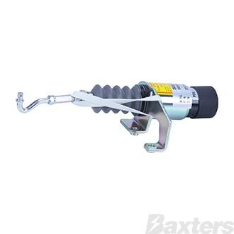 Shut Down Solenoid Kit 12V Left Mount Suits Bosch RSV Diesel Pump