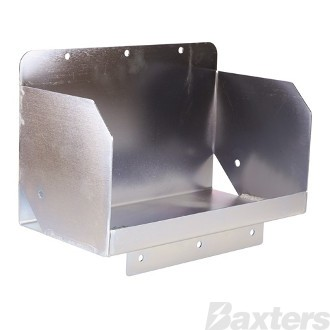 Battery Box Multi Fit Tub Mount C/W Hardware to Suit Suits Ford Ranger PX 2011 - ON XLT & Wildtrack (With Tub Liner)