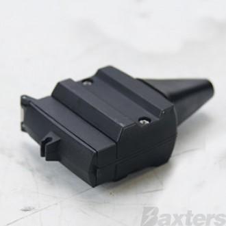 Trailer Connector 12 Pin Flat Plug