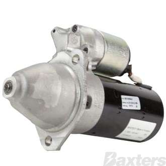 Starter Bosch 1.6kW 12V 9T 29.5mm CW Suits Hatz
