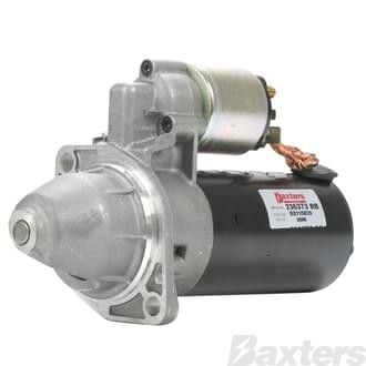 Starter Bosch 1.6kW 12V 9T 29.5mm CW Suits Lombardini