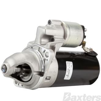 Starter Bosch 1.8kW 12V 9T 29mm CCW Suits Ruggerini