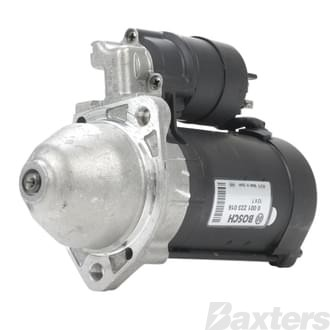 Starter Bosch 2.7kW 12V 9T 34mm CW Suits Deutz