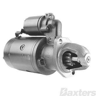 Starter Bosch 2.7kW 12V 11T 41mm CW Suits BMW Marine D150, D190 Hatz & Vm
