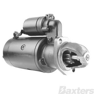 Starter Bosch 4.0kW 24V 11T 41mm CW Suits Hatz