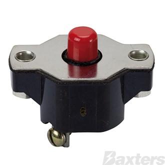 Circuit Breaker Klixon Surface Mount 20A 12-30VDC  Manual Reset