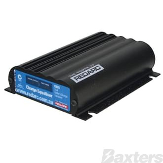 Redarc Charge Equalizer 24v To 12v 25A