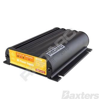 Redarc DC Power Supply 24V 20A Output; 9 - 32V Input Range