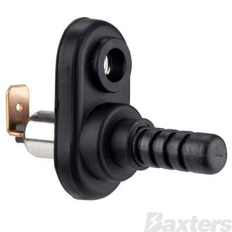 Switch Bonnet / Door Adjustable Plastic (Ea)