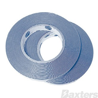 Double Sided Tape 18mm X 10M Roll