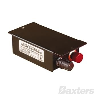 Electric Brake Controller 12V 1 - 3 Axles 18Amp