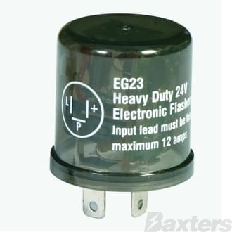 Flasher Can Tridon 24V 3 Pin