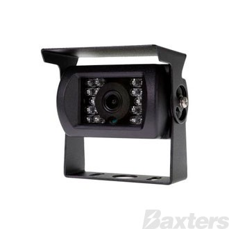 Gator Heavy Duty Day Night Rear View Camera Surface Mount IP69K Suits GT704SD And GT904SD Systems