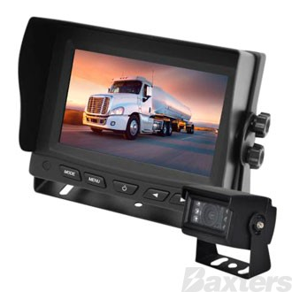 Gator Rear View Camera Kit 5""
