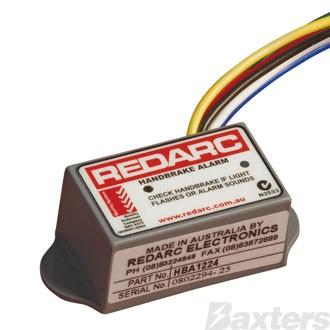 Redarc Hand Brake Alarm 12/24V