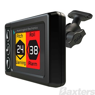 Hummingbird Dual Axis Inclinometer Compact, Pitch and Roll
