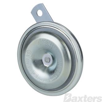 Horn 12V 112Db Low Tone 5A 340Hz 90mm Diameter