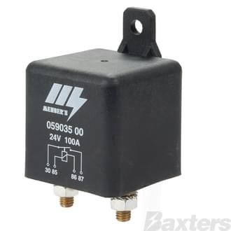 Relay Power Menbers 24V 100A Normally Open