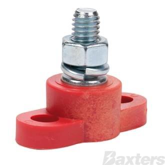 Junction Block Stud Type Red