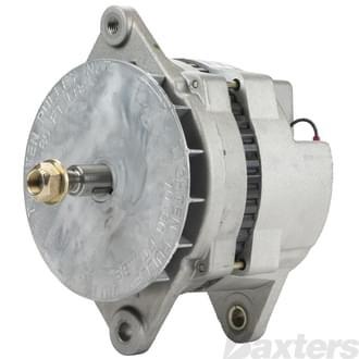 Alternator Prestolite J180 12V 170Amp Battery Sense And Warning Light