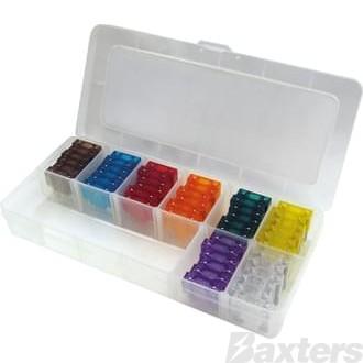 Fuse Maxiblade Kit 48 Pieces 20-100A