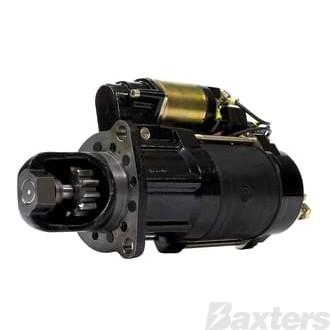 Starter Prestolite 8.5kW 24V 11T 56mm CW Cummins IXS N14 Detroit S60 Suits Mack E7 EM7 E7G