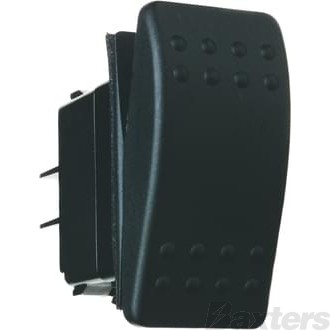 Switch Rocker Cole Hersee 12V 20A 24V 10A OFF/ON SPST IP66 Marine Applications