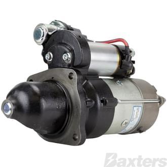 Starter Prestolite 6.0KW 24V 12T 37mm CW SAE1